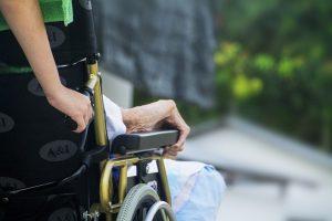 Qualitätsprüfung bei Pflegeheimen